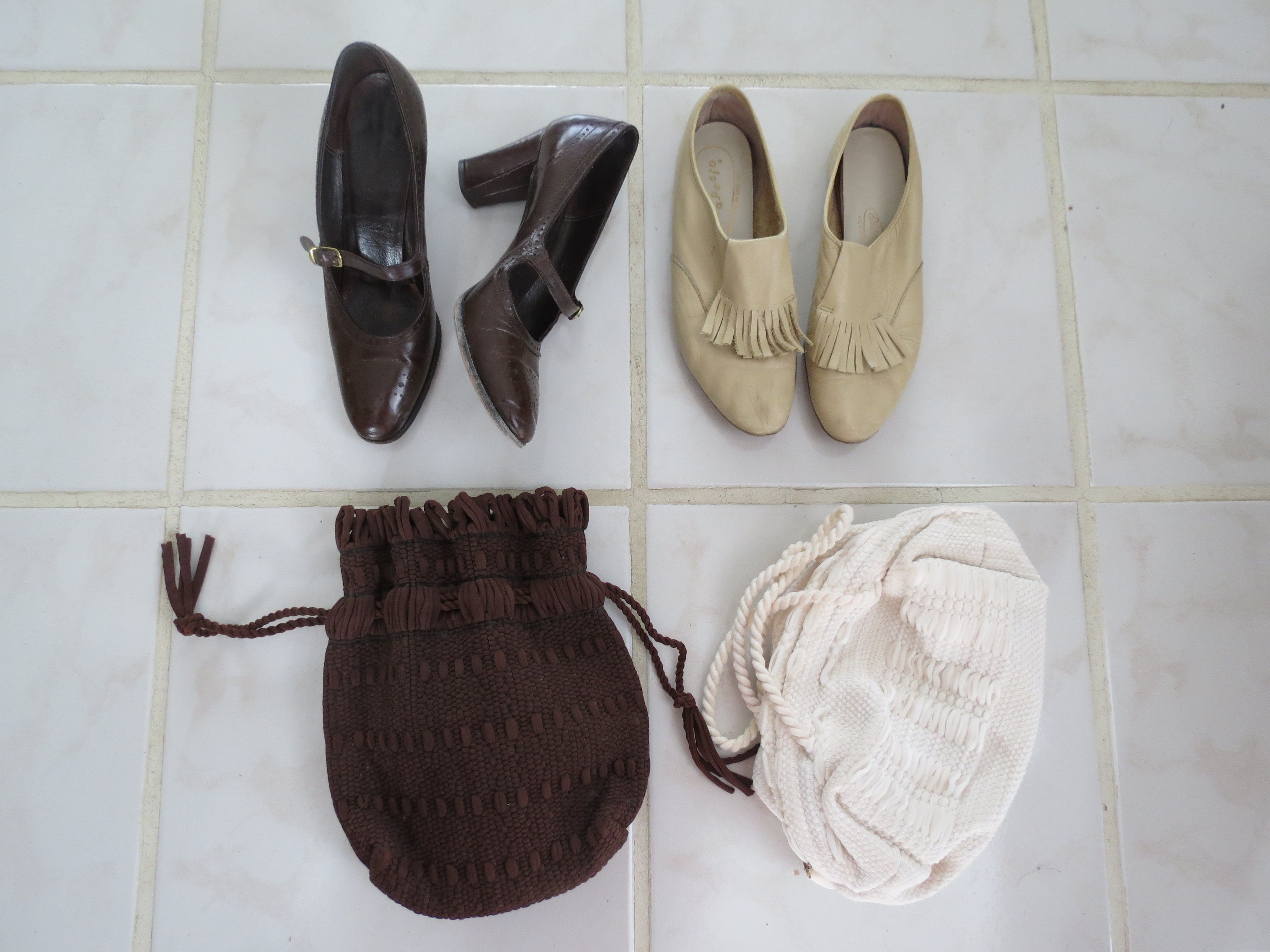 A Few 1940s Wardrobe Staples
