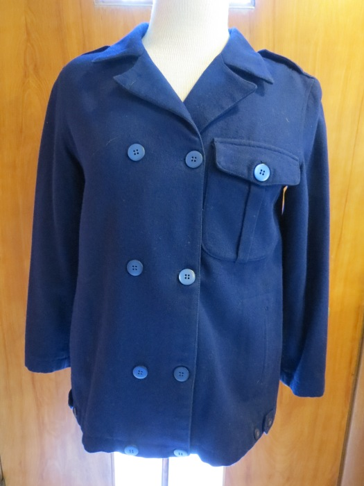 True Vintage 1960s Lightweight Wool Spring Jacket