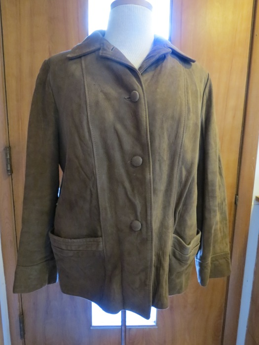 True Vintage 1950s-early '60s Casual Jacket
