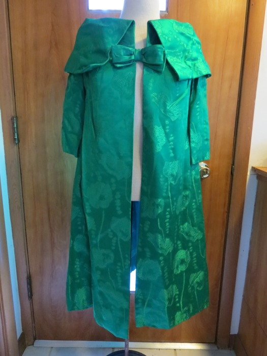 True Vintage Early 1960s Evening Coat