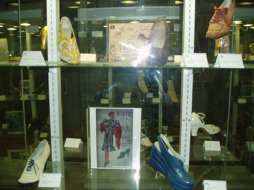 MORE FORTIES FOOTWEAR FROM THE SHOE MUSEUM