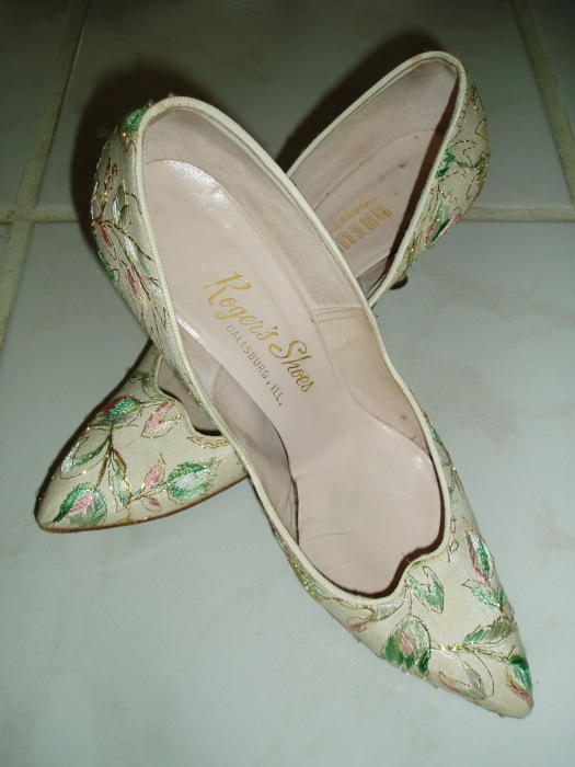 MY MOST INSPIRING 1950'S - EARLY SIXTIES HEELS FOR ST. PATRICK'S DAY