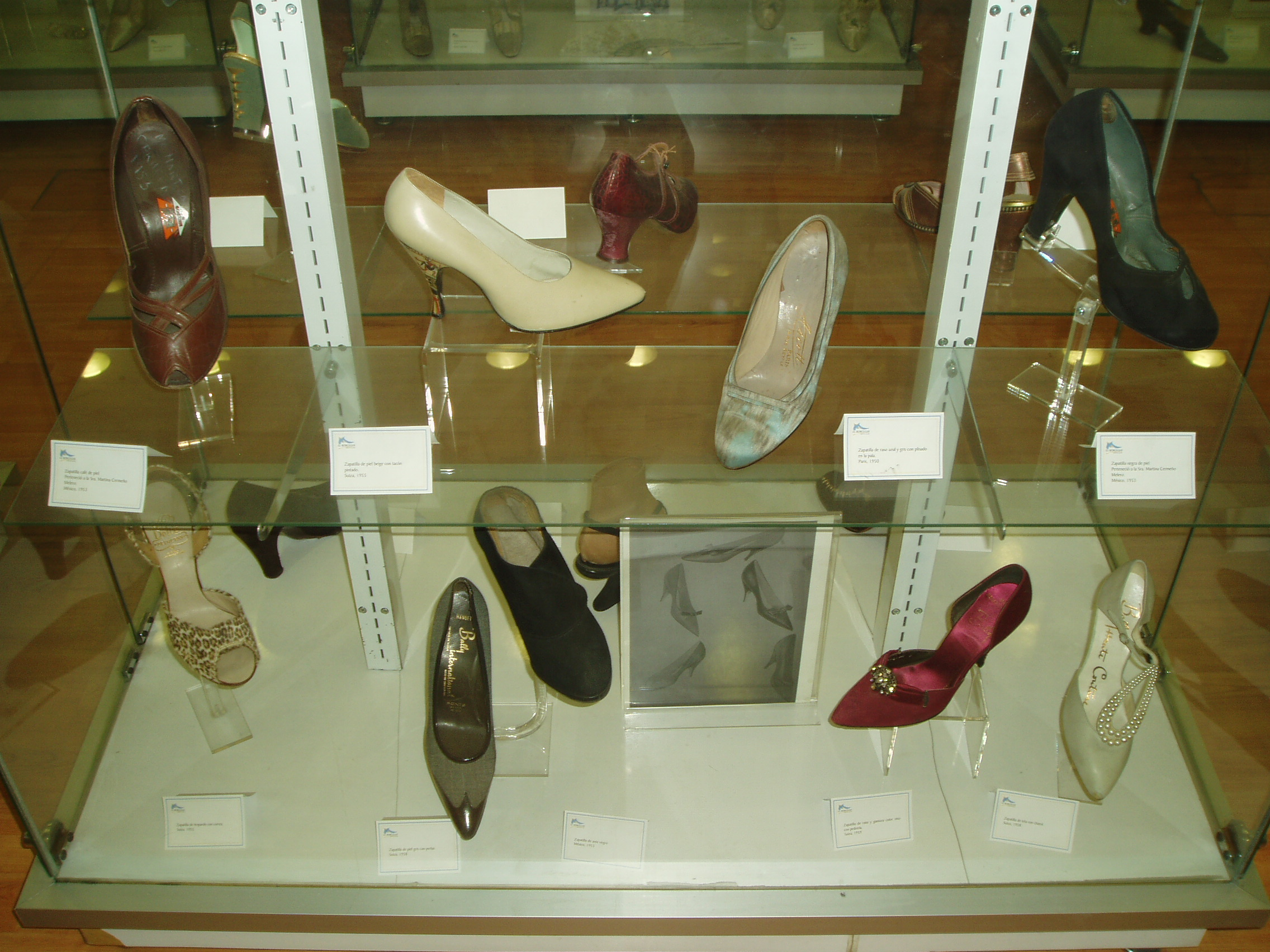 1950'S SHOES:  PUMPS, FLATS, CUTAWAYS, SLINGBACKS FROM CASUAL TO CHIC TO ELEGANT TO FORMAL