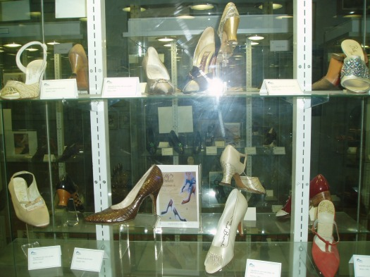 SHOES OF THE 1960'S - IMMORTALIZED AT THE SHOE MUSEUM