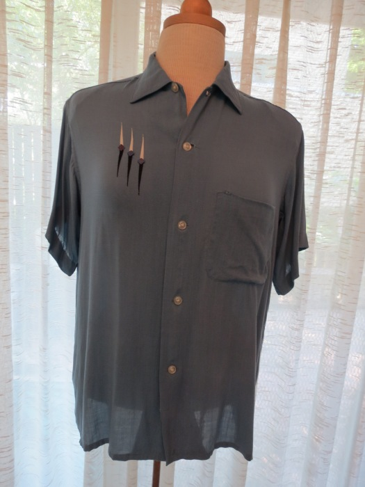 ANOTHER TRUE VINTAGE FAVORITE SHIRT FROM THE '50'S - MEN'S AGAIN